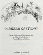 'A Dream of Stone'