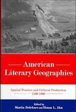 American Literary Geographies