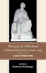 The Leslie A. Marchand Memorial Lectures, 2000-2015