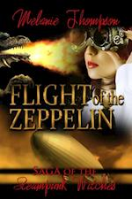 Flight Of The Zeppelin af Melanie Thompson