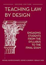 Teaching Law by Design