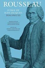 Rousseau, Judge of Jean-Jacques: Dialogues
