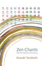 Zen Chants af Kazuaki Tanahashi