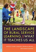 The Landscape of Rural Service Learning, and What It Teaches Us All (Transformations in Higher Education)