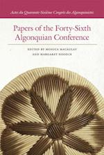 Papers of the Forty-Sixth Algonquian Conference (Papers of the Algonquian Conference)
