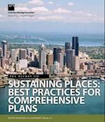Sustaining Places (Pas Report)