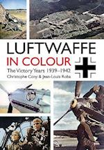 The Luftwaffe in Colour af Christophe Cony