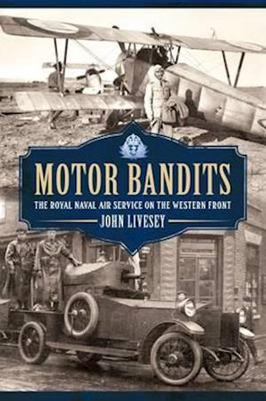 Bog, hardback The Motor Bandits af John Livesey