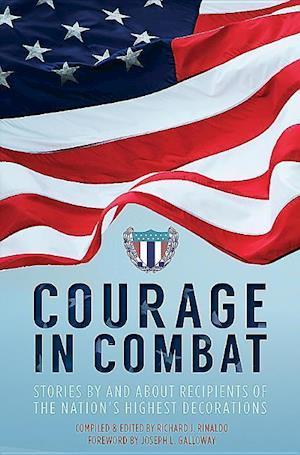Bog, paperback Courage in Combat af Richard Rinaldo