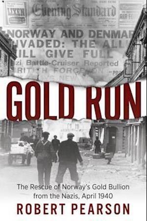 Bog, paperback Gold Run af Robert Pearson