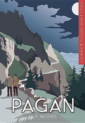 Bog, paperback Pagan af W. F. Morris