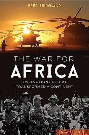 Bog, hardback The War for Africa af Fred Bridgland