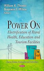 Power on (Energy Science, Engineering and Technology)