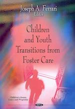 Children & Youth Transitions from Foster Care
