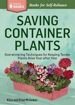 Saving Container Plants (Storey Basics)