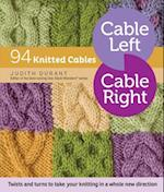 Cable Left, Cable Right af Judith Durant