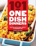 101 One-Dish Dinners