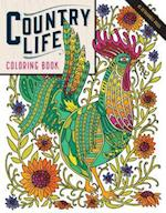 Country Life Coloring Book af Caitlin Keegan