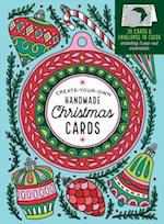 Color-Your-Own Christmas Cards