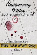 Anniversary Killer af Alexandra Allred