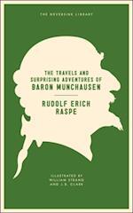 Travels and Surprising Adventures of Baron Munchausen af Rudolf Erich Raspe