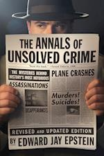 The Annals of Unsolved Crime af Edward Jay Epstein