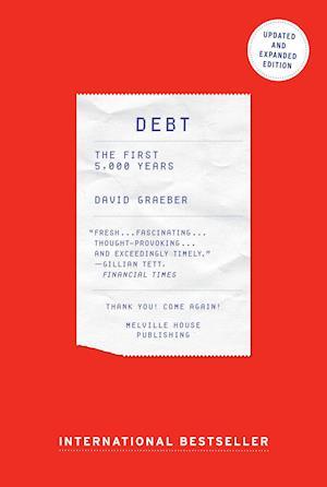 Bog, paperback Debt af David Graeber