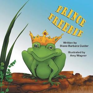 Bog, paperback Prince Freebie af Diane Barbara Custer