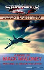 Desert Lightning af Brian Kelleher