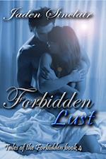 Forbidden Lust af Jaden Sinclair