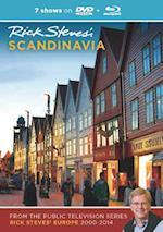 Rick Steves' Scandinavia DVD & Blu-Ray 2000-2014