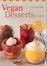 Vegan Desserts in Jars af Kris Holechek Peters