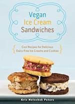 Vegan Ice Cream Sandwiches af Kris Holechek Peters