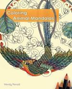 Coloring Animal Mandalas af Wendy Piersall