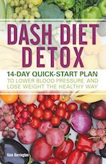 Dash Diet Detox af Kate Barrington