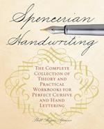 Spencerian Penmanship Practice Book
