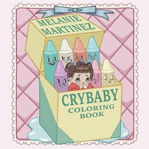 Bog, paperback Cry Baby Coloring Book af Melanie Martinez