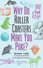 Why Do Roller Coasters Make You Puke