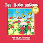 Tea Rose Garden af Gabriella Eva Nagy