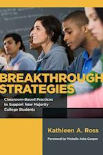 Breakthrough Strategies