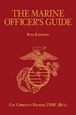 The Marine Officer's Guide, 8th Edition (Scarlet and Gold Professional)