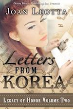 Letters from Korea af Joan Leotta