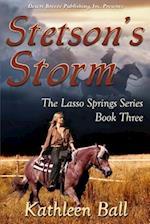 Stetson's Storm af Kathleen Ball