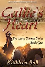 Callie's Heart af Kathleen Ball