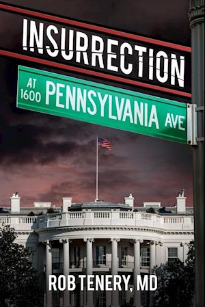 Bog, paperback Insurrection at 1600 Pennsylvania Avenue af Rob Tenery