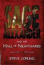 Sage Alexander and the Hall of Nightmares af Steve Copling