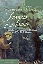 The Complete Francis of Assisi (Paraclete Giants)
