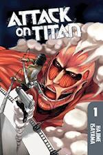Attack On Titan 1 (Attack on Titan, nr. 1)