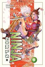 Ninja Girls, Volume 9 (Ninja Girls, nr. 9)