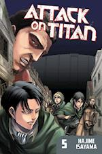 Attack on Titan 5 (Attack on Titan)